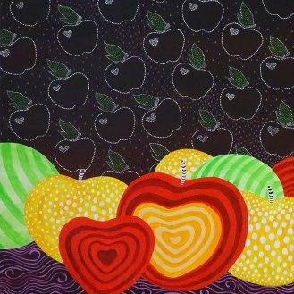 Lovely fruits - Apfel