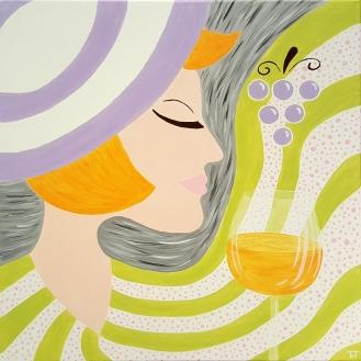 Portrait of a Lady - Wein
