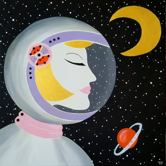 Portrait of a Lady - Space